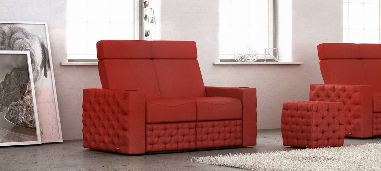 We Even Have Daybed Or Chaise Lounge Variations To Fit Any Media Room  Designu2014and To Match Your Movie Watching Style.